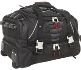 "Athalon 21"" Over/Under Wheeling Carry-On"