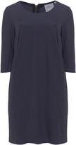 Junarose Plus Size Textured jersey dress
