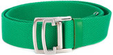 DSQUARED2 military buckle belt - women - Polyester - 75