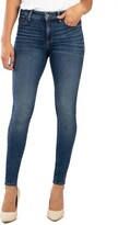 KUT from the Kloth Mia Fab Ab High Waist Distressed Skinny Jeans