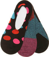 Converse Bold Dot Now Show Socks - 3 Pack - Women's