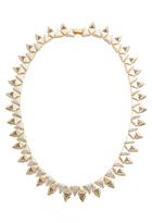 Noir Metal Asper Circle Necklace