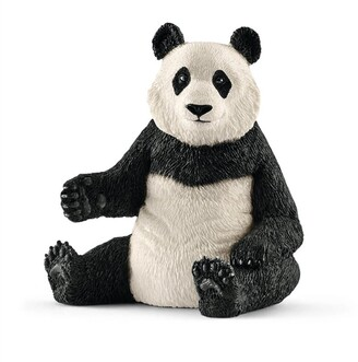 Schleich Hand-Painted Figure Giant panda female