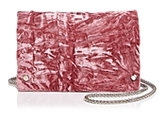 Street Level Toni Crushed Velvet Crossbody