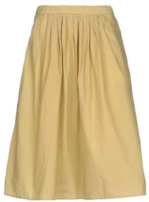 Humanoid 3/4 length skirt