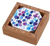 Deny Designs Abstract Set Of 4 Coasters