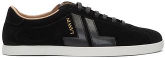 Lanvin Black JL Sneakers