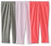 Circo CircoTM Baby Girls' 3-Pack Trouser Pant - Pink