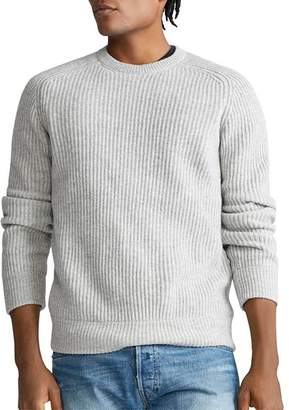 Polo Ralph Lauren Wool Raglan Crewneck Sweater