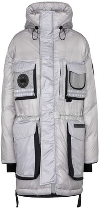Canada Goose X-Ray Snow Mantra down parka