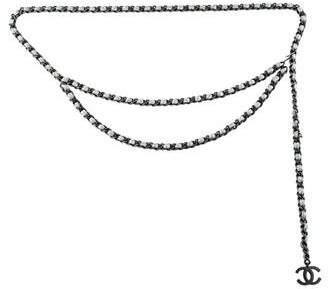 Chanel Chain-Link CC Belt