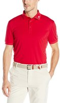 J. Lindeberg Men's M Tour Tech TX Jersey Polo Shirt