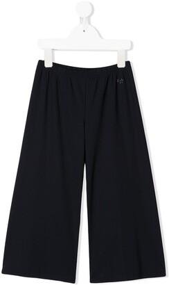 Il Gufo Logo Detail Trousers