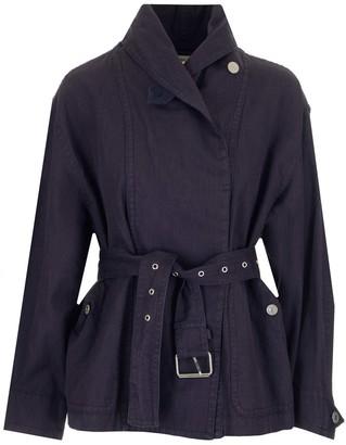 Etoile Isabel Marant Prunille Belted Jacket