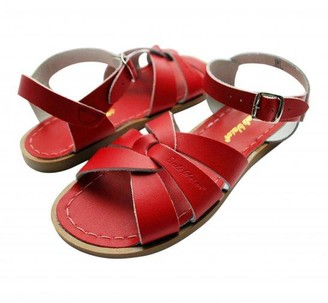 Salt-Water - Red Original Sandals - 5