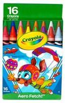 Crayola Crayon Pack, 16ct - Aero Fetch