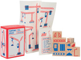 Moulin Roty Set of 12 Crane Stamps