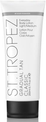 St. Tropez Gradual Tan Classic Everyday Body Lotion