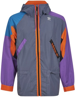 adidas Multi-pocket Zipped Windbreaker