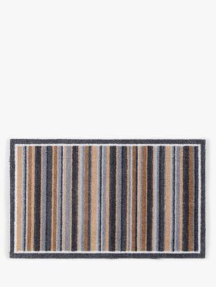 John Lewis & Partners Stripe Door Mat, H50 x W75 cm