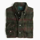 Gitman Brothers Gitman VintageTM for J.Crew brushed flannel shirt