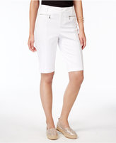 INC International Concepts Curvy Bermuda Shorts, Created for Macy's