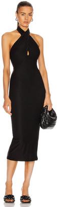 Alix Dahlia Dress in Black | FWRD