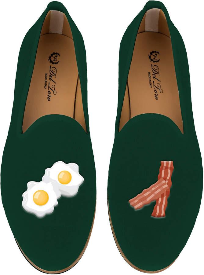 Del Toro M'O Exclusive: Bacon & Eggs Slipper