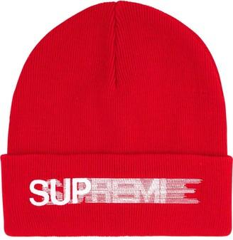 Supreme Motion Logo Beanie