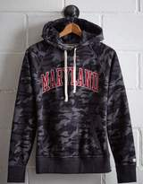 Tailgate Men's Maryland Popover Camo Hoodie