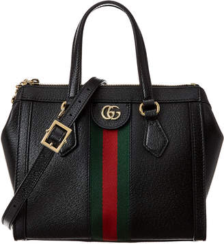 Gucci Ophidia Small Leather Tote