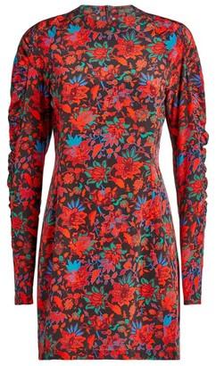 Rag & Bone Stephanie Floral Printed Mini Dress