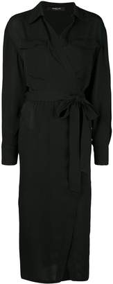 Derek Lam Wrap-Front Dress
