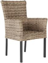 OKA Newport Chair - Light Grey
