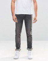 Blend of America Jeans Cirrus Skinny Fit Stretch in Gray