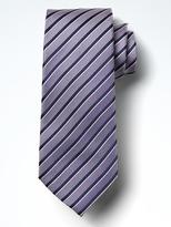 Banana Republic Contrast Silk Nanotex Tie