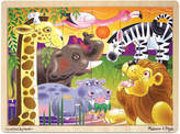 Melissa & Doug Kids Toy, African Plains 24-Piece Jigsaw Puzzle