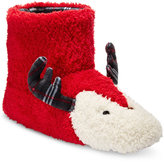 Kensie Women's Holiday Deer Slipper Boots