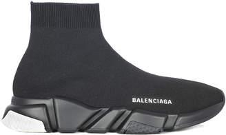 Balenciaga Speed Lt Sneaker Knit Multicolor Sole