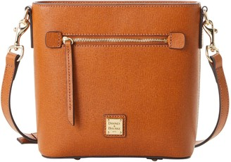 Dooney & Bourke Saffiano Small Zip Crossbody