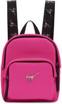 Giuseppe Zanotti Pink Mini Backpack