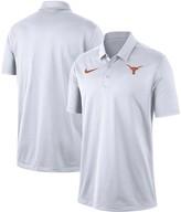 Nike Men's White Texas Longhorns Franchise Performance Polo