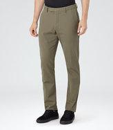 Reiss Ciaro Cotton Trousers