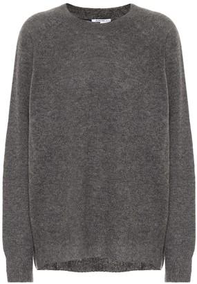 Agnona Cashmere and silk-blend sweater