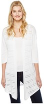 NYDJ Pointelle Cardigan Women's Sweater