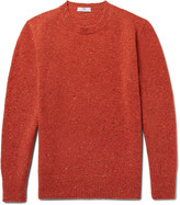 Inis Meáin - Donegal Mélange Merino Wool Sweater
