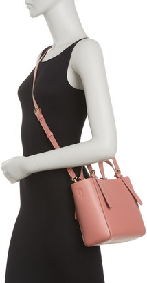 ZAC Zac Posen Eartha Soft Leather Mini Tote Crossbody Bag