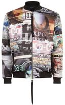 Blood Brother Itn Bomber Jacket