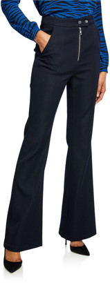 A.L.C. Ray High-Rise Flare Pants