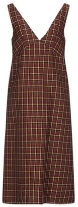 Plan C 3/4 length dress